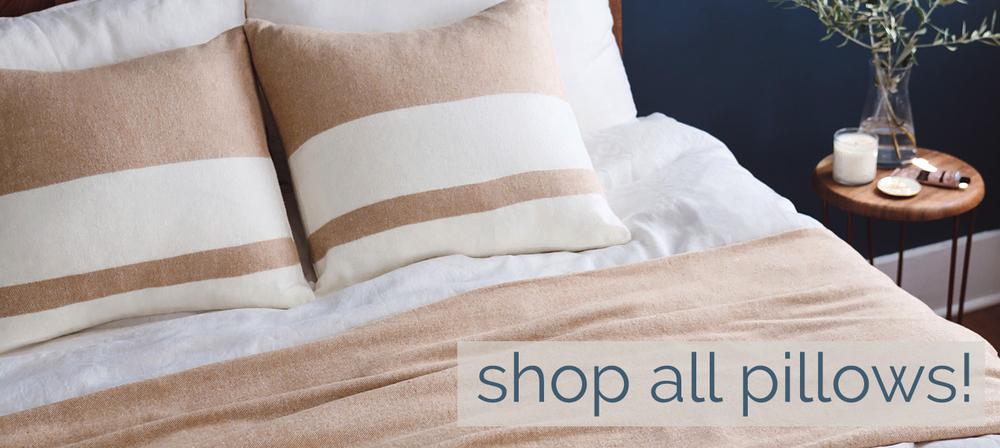 january 2019 pillows