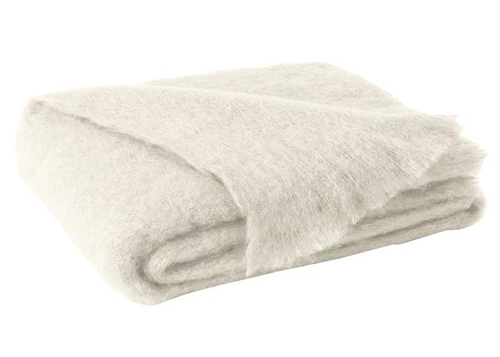 Mohair Throw Blankets