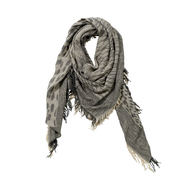 AVvOLTO Square Animal Print Scarf | Scarves