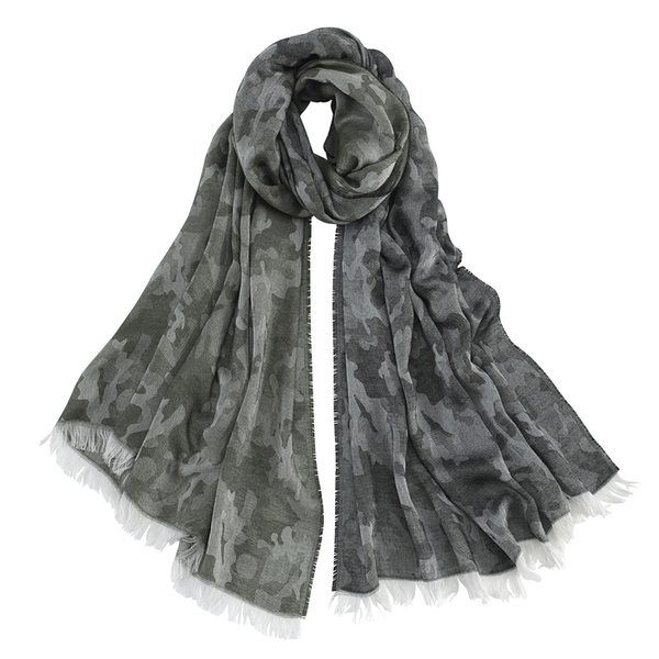AVvOLTO Camouflage Scarf   Scarves