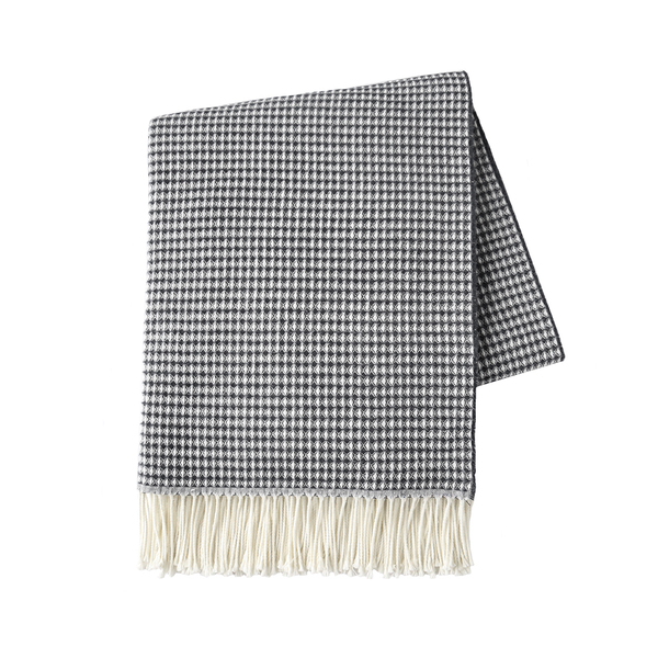 Black Valenti Throw | Valenti Italian Throws