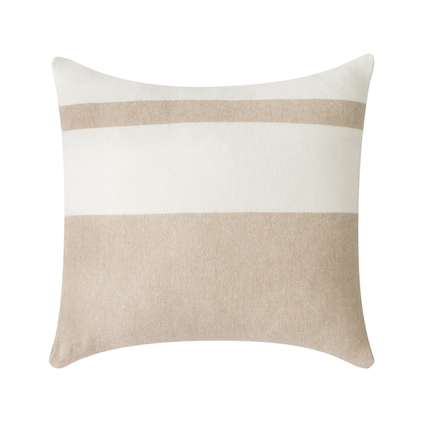 Dune Sydney Herringbone Stripe Pillow