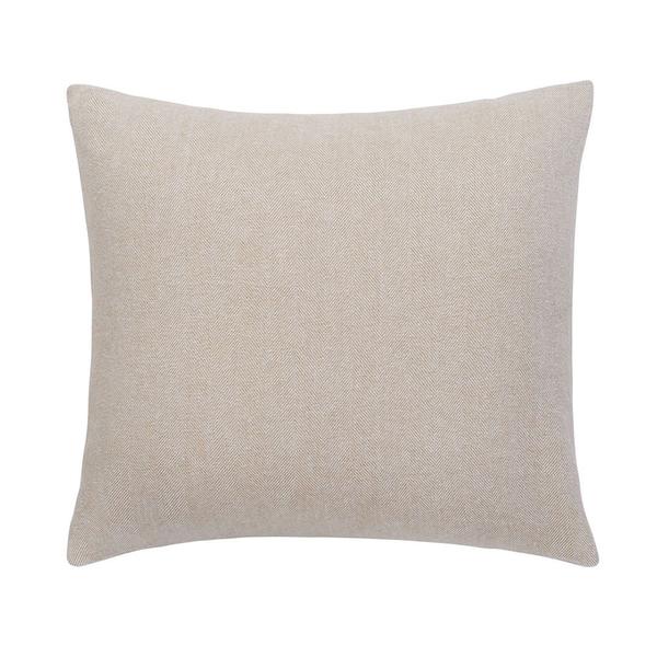 Dune Herringbone Pillow | Solid Herringbone Italian Pillows