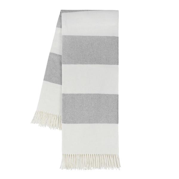 Light Gray Rugby Stripe | Rugby Stripe