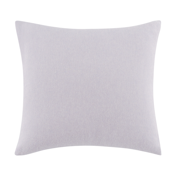 Twilight Solid Herringbone Pillow | Solid Herringbone Italian Pillows