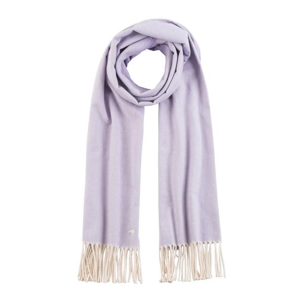Lilac Herringbone Scarf | Scarves