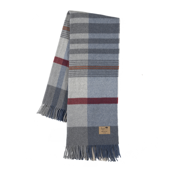 Pisa Lambswool Throw | Lambswool