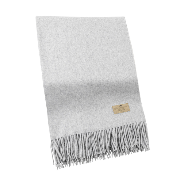 Sterling Luxe Italian Cashmere Throw | Luxe 100% Cashmere