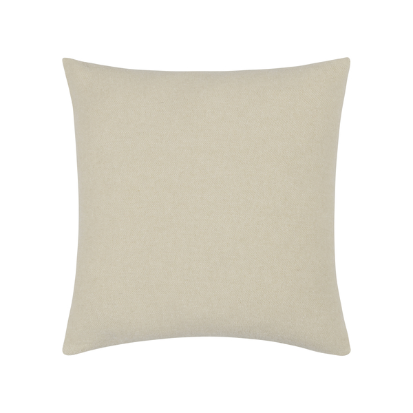 Birch Herringbone Pillow | Zip Solid Herringbone Pillow