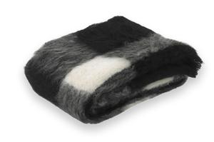 Image Friesian Plaid Brushed Alpaca Plaid
