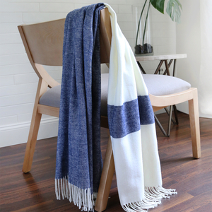 Image Sydney Herringbone Stripe Throws