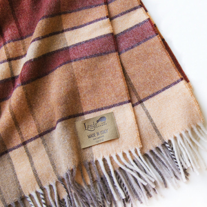 Image Italian Lambswool Throws