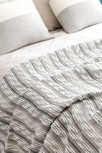 Image Textured Strato Italian Throws