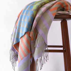 Image Italian Calypso Geo Throws