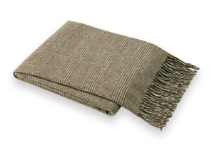 Image Cappuccino Glen Plaid Throw