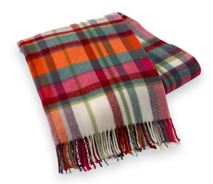 Image Venezia Lambswool Throw
