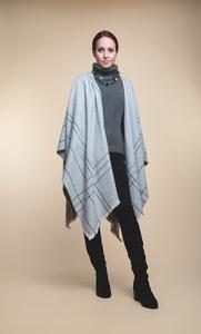 Image Grey Sassari Wrap