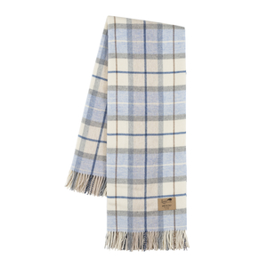 Image Sorrento Lambswool Plaid