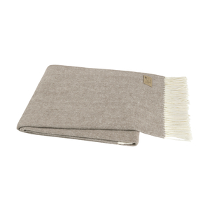 Image Barnwood Italian Herringbone Throw