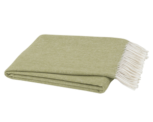 Matcha Herringbone Throw image