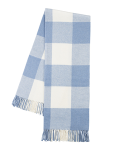 Image Denim Buffalo Check Throw
