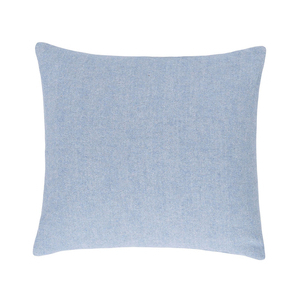 Image Denim Solid Herringbone Pillow