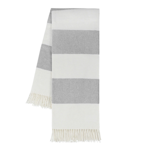Light Gray Rugby Stripe image