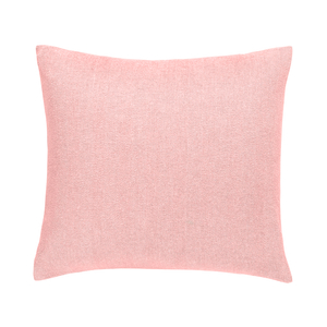 Image Blush Solid Herringbone Pillow