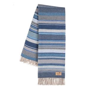 Image Milano Blue Italian Blanket