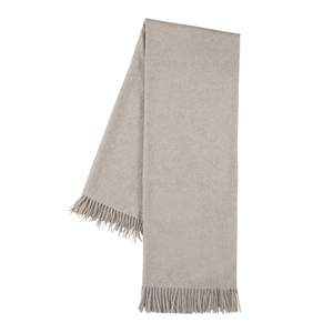 Image Sand Luxe Cashmere Throw