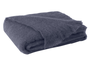Image Storm Brushed Mohair Throw