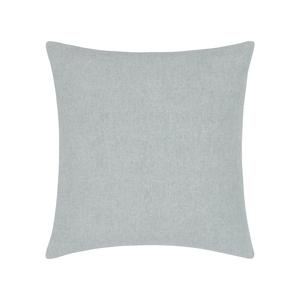 Image Crystal Blue Herringbone Pillow