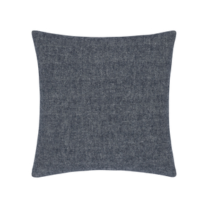 Image Navy Herringbone Pillow