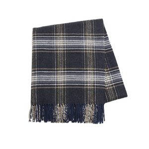 Image Lakeside Italian Plaid Throw