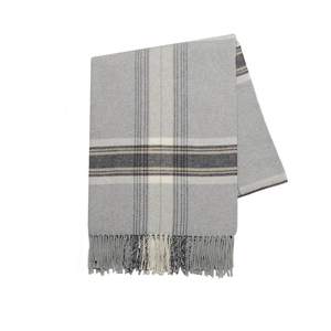 Image The Week-Ender Italian Plaid Throw