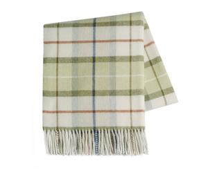Image Tuscany Lambswool Plaid