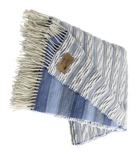Image Blue Strato Italian Blanket